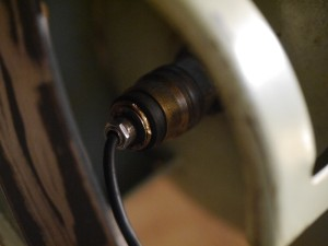 Industriële Vloerlamp 'Rusty Green' Indusigns 4