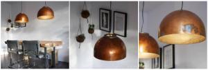 Koperen Hanglamp 'Boiler Light' Indusigns Amsterdam
