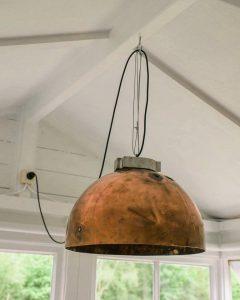 Koperen Hanglamp Indusigns Amsterdam