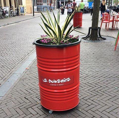 La Cubanita Plantenbak Indusigns Amsterdam