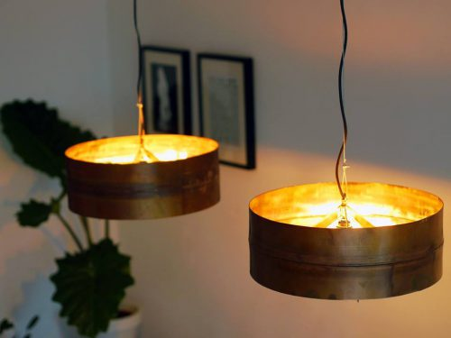 Copper Moon Koperen Hanglampen