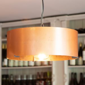 Copper Moon hanglamp Indusigns