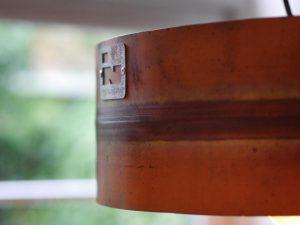 Koperen Hanglamp Copper Moon