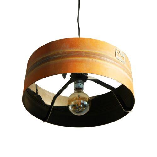 Koperen Hanglamp Copper Moon Indusigns