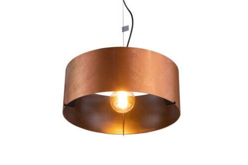 Koperen Hanglamp Indusigns