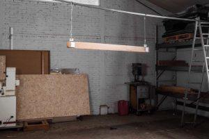 Balklamp Woodlight Indusigns Amsterdam