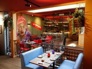 Projectinrichting Horeca Indusigns Amsterdam