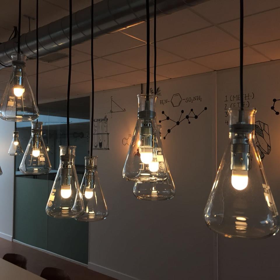 Erlenmeyer Hanglampen Indusigns