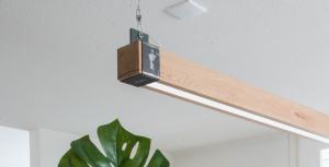 LED it Beam Woodlight
