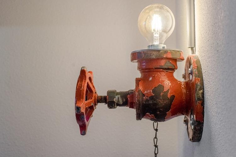 Wandlamp Indusigns