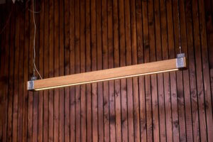 Woodlight Balklamp