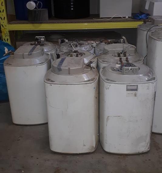 Oude boilers