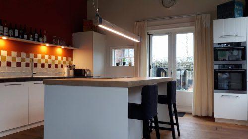 Houten Balklamp Woodlight Indusigns