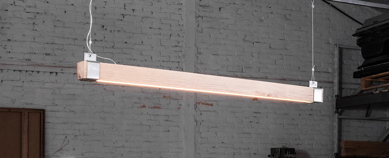 Woodlight Balklamp Indusigns