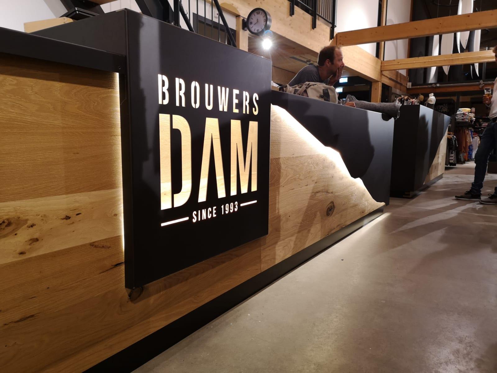 Brouwersdam Interieurontwerp