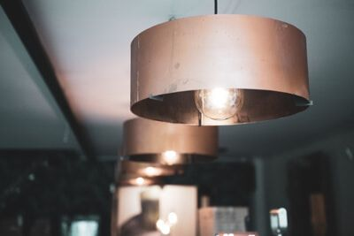 Koperen Hanglamp Copper Moon Indusigns