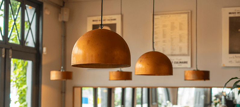 Koperen Hanglampen Indusigns