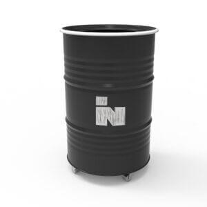 Olievat Afvalbak Barrel Bin Indusigns