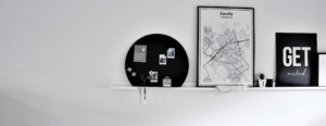 Groot Rond Magneetbord Industrieel Design Indusigns